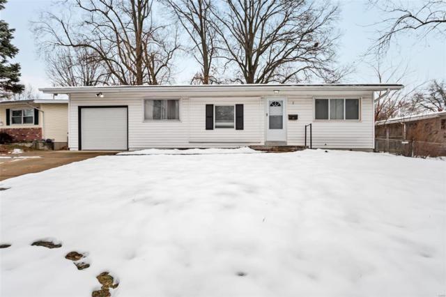 2 Carson Court, Florissant, MO 63033 (#19003870) :: Matt Smith Real Estate Group
