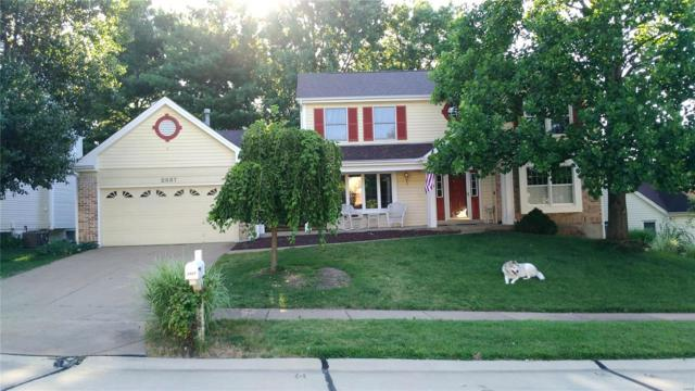 2037 Lost Meadow, Saint Charles, MO 63303 (#19003874) :: The Kathy Helbig Group