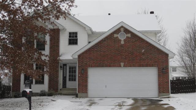 521 Highland View Drive, O'Fallon, IL 62269 (#19003947) :: Fusion Realty, LLC