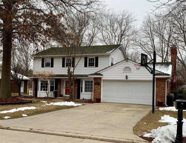604 Porpoise Drive, Highland, IL 62249 (#19003967) :: Kelly Hager Group | TdD Premier Real Estate
