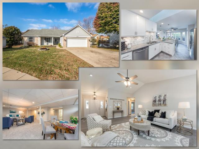 4107 Bridgeton Meadows Court, Maryland Heights, MO 63044 (#19004488) :: RE/MAX Professional Realty