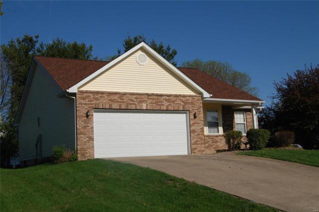 100 Bennington Drive, Edwardsville, IL 62025 (#19004505) :: Holden Realty Group - RE/MAX Preferred