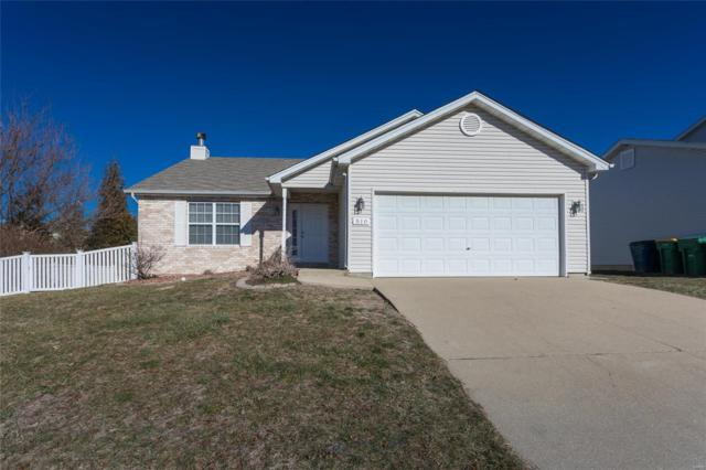 510 Country Pine Drive, O'Fallon, IL 62269 (#19004520) :: Clarity Street Realty