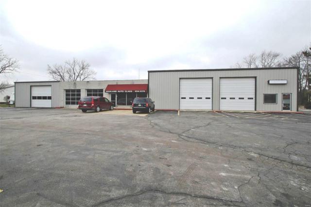 1142 New Trenton Road, Highland, IL 62249 (#19004635) :: Fusion Realty, LLC