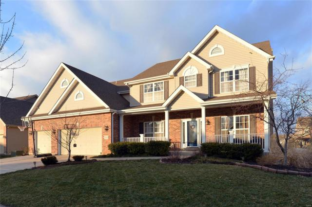 2061 St. Madeleine Drive, Dardenne Prairie, MO 63368 (#19004830) :: The Kathy Helbig Group