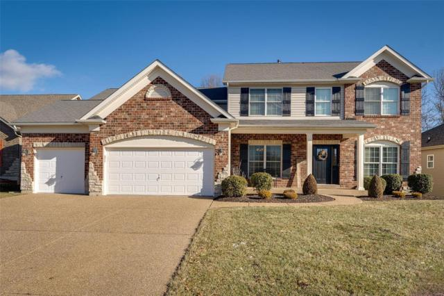 115 Sterling Crossing Drive, Dardenne Prairie, MO 63368 (#19004832) :: The Kathy Helbig Group