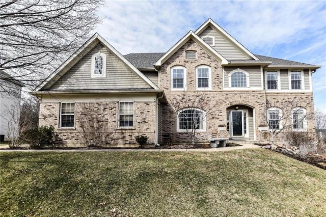 925 Stone Spring Drive, Eureka, MO 63025 (#19004942) :: RE/MAX Professional Realty
