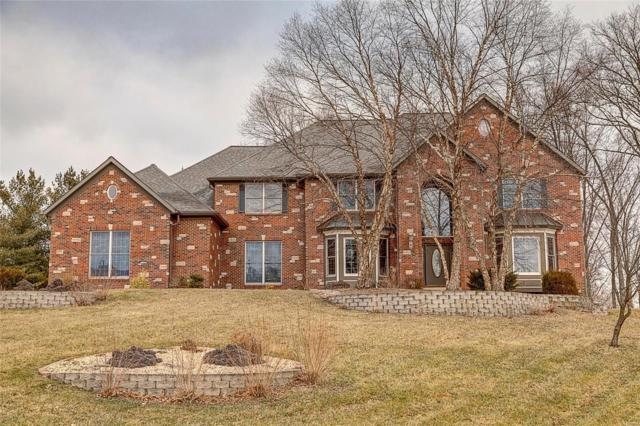 129 Fox Hill Court, Edwardsville, IL 62025 (#19004980) :: The Kathy Helbig Group