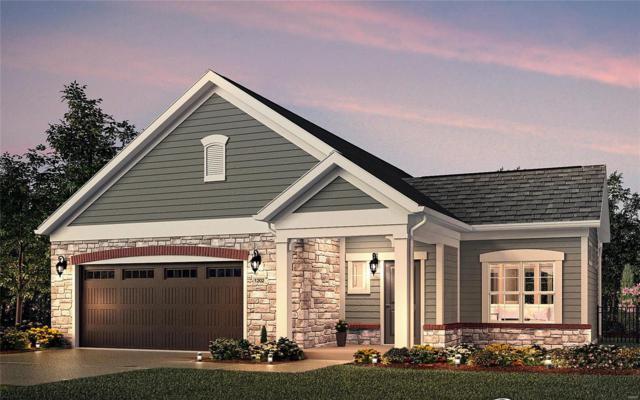 1 Courtyards Of Cottleville, Cottleville, MO 63304 (#19005458) :: Matt Smith Real Estate Group