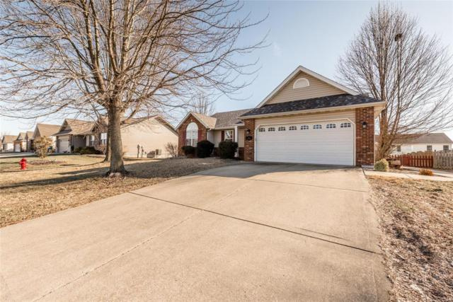 14 Meadowbrooke Drive, Troy, IL 62294 (#19005515) :: Fusion Realty, LLC