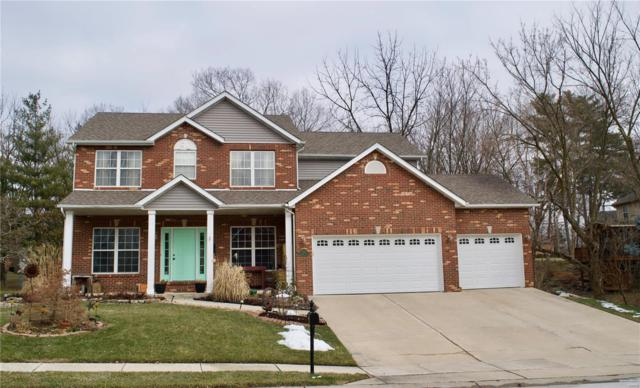 209 Valley View Drive, Edwardsville, IL 62025 (#19006267) :: RE/MAX Vision