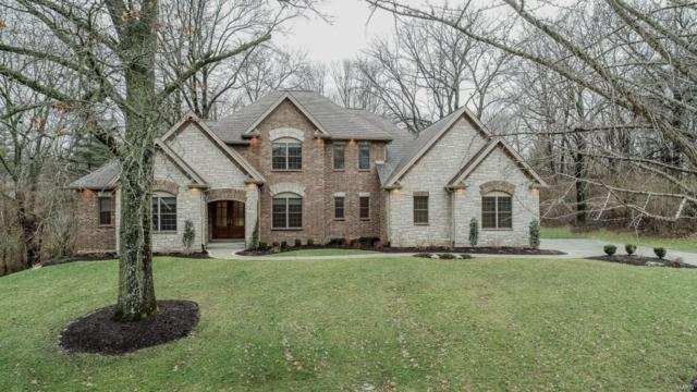 16 Ridge Crest Drive, Chesterfield, MO 63017 (#19006277) :: The Becky O'Neill Power Home Selling Team