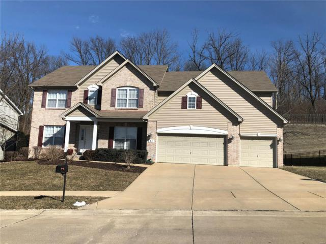 71 Charbonier Bluffs, Florissant, MO 63031 (#19006318) :: Clarity Street Realty