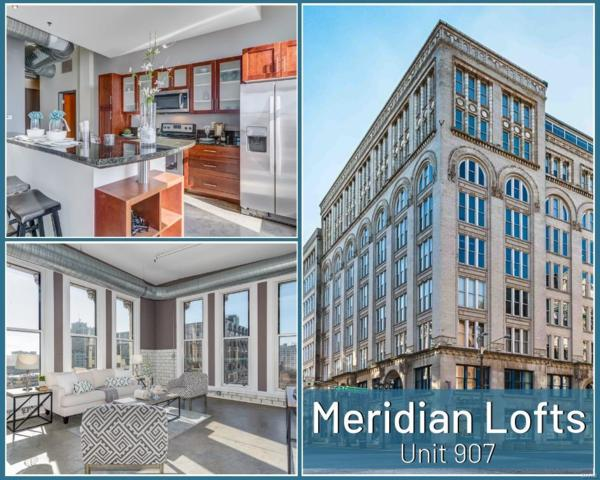 1136 Washington Avenue #907, St Louis, MO 63101 (#19006526) :: Clarity Street Realty