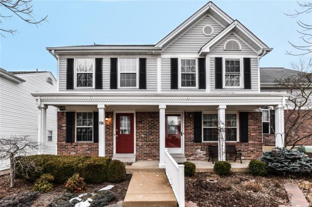 114 Carriage View Drive, Wildwood, MO 63040 (#19006806) :: Clarity Street Realty