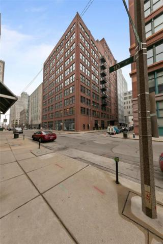 1010 Saint Charles Street #403, St Louis, MO 63101 (#19006921) :: Holden Realty Group - RE/MAX Preferred