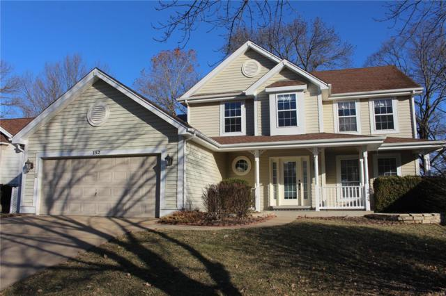 152 Brighthurst Drive, Chesterfield, MO 63005 (#19007002) :: Clarity Street Realty