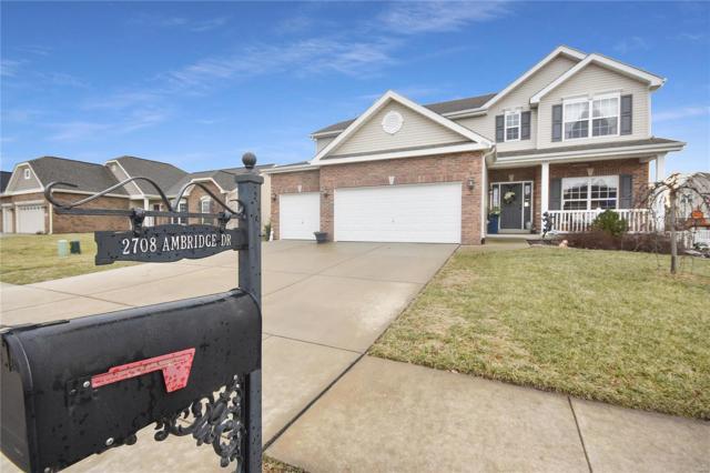 2708 Ambridge Drive, Shiloh, IL 62221 (#19007036) :: Holden Realty Group - RE/MAX Preferred