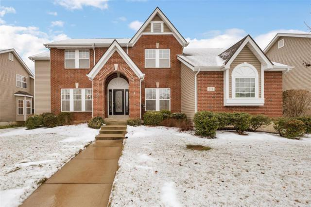 316 Lake Side View Lane, Saint Peters, MO 63376 (#19007146) :: St. Louis Finest Homes Realty Group