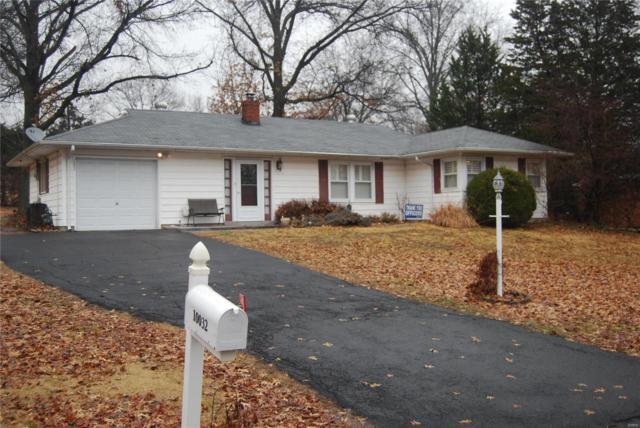 10032 Benbury Lane, Sunset Hills, MO 63128 (#19007209) :: The Becky O'Neill Power Home Selling Team