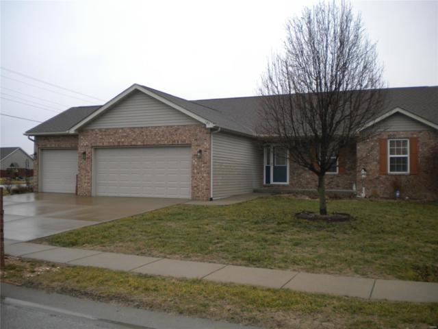 1187 Larkspur, Mascoutah, IL 62258 (#19007483) :: Holden Realty Group - RE/MAX Preferred