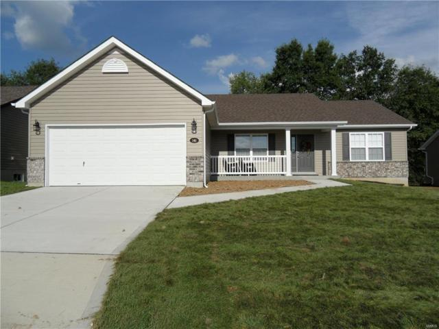 0 Tbb-Pin Oak-Villages Of Warrio, Warrenton, MO 63383 (#19007506) :: PalmerHouse Properties LLC