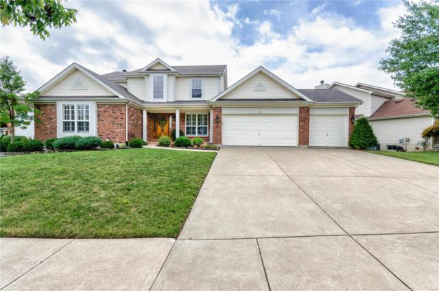 1343 Westbend Drive, Dardenne Prairie, MO 63368 (#19007620) :: The Kathy Helbig Group