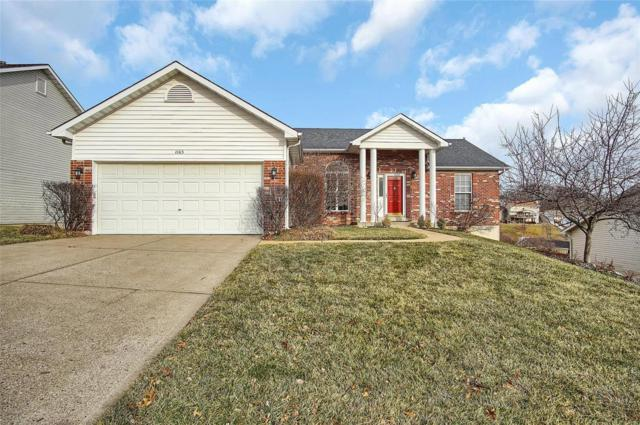 1163 Winter Park Drive, Fenton, MO 63026 (#19007641) :: The Becky O'Neill Power Home Selling Team