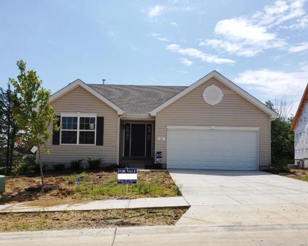 20 Hidden Bluffs Drive, Lake St Louis, MO 63367 (#19007695) :: Ryan Miller Homes