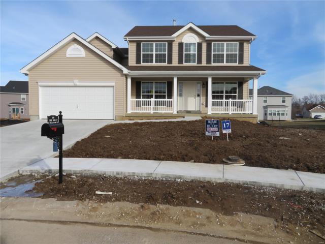1004 Sunny Ridge Ct, O'Fallon, IL 62269 (#19008051) :: Holden Realty Group - RE/MAX Preferred