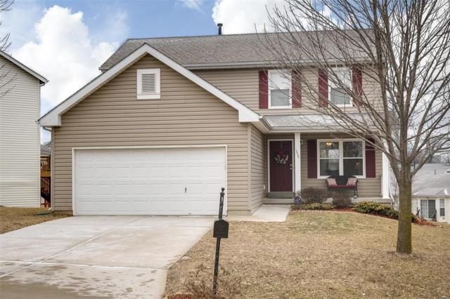 1338 Flintshire Lane, Lake St Louis, MO 63367 (#19008231) :: Peter Lu Team