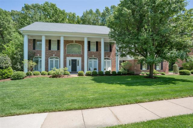 17709 Wilding Place Drive, Wildwood, MO 63005 (#19008268) :: Barrett Realty Group