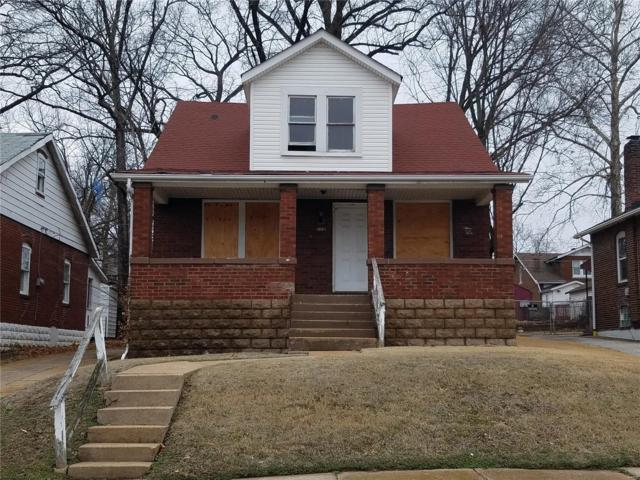 7119 Woodrow Avenue, St Louis, MO 63121 (#19008362) :: RE/MAX Professional Realty