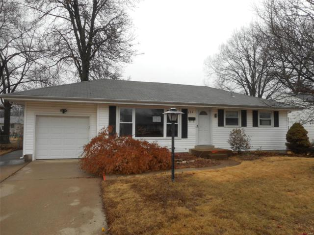 235 Monterey Drive, Florissant, MO 63031 (#19008379) :: Clarity Street Realty