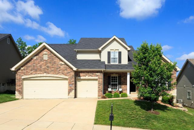 5299 Mirasol Manor Way, Eureka, MO 63025 (#19008389) :: The Becky O'Neill Power Home Selling Team