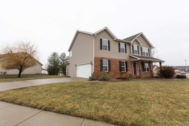 929 Indian Prairie, Mascoutah, IL 62258 (#19008390) :: Holden Realty Group - RE/MAX Preferred