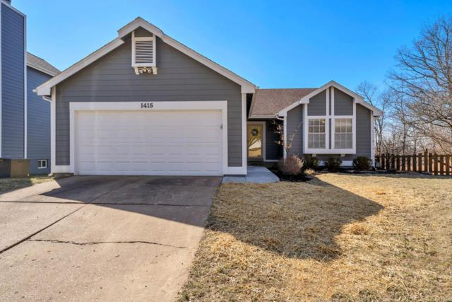 1415 Greenfield Crossing Court, Ballwin, MO 63021 (#19008729) :: Clarity Street Realty