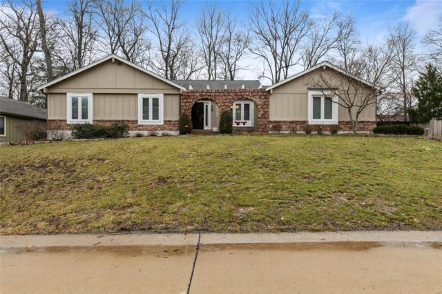 1908 Rustic Oak, Chesterfield, MO 63017 (#19008733) :: The Kathy Helbig Group