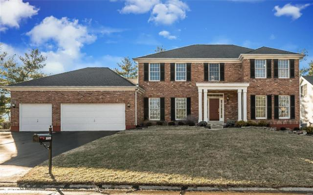1609 Wilson Forest View Court, Chesterfield, MO 63005 (#19008752) :: RE/MAX Vision