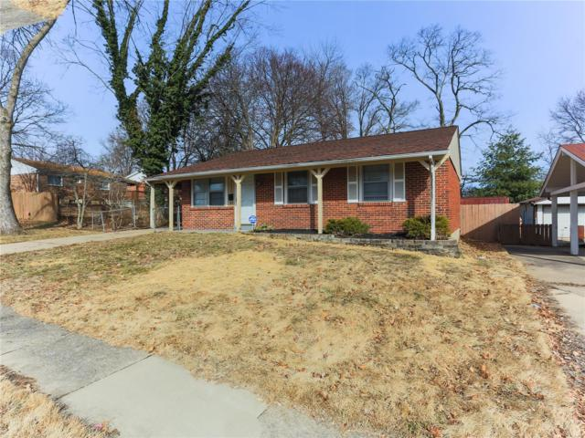 2629 Freemantle, Florissant, MO 63031 (#19008853) :: RE/MAX Professional Realty