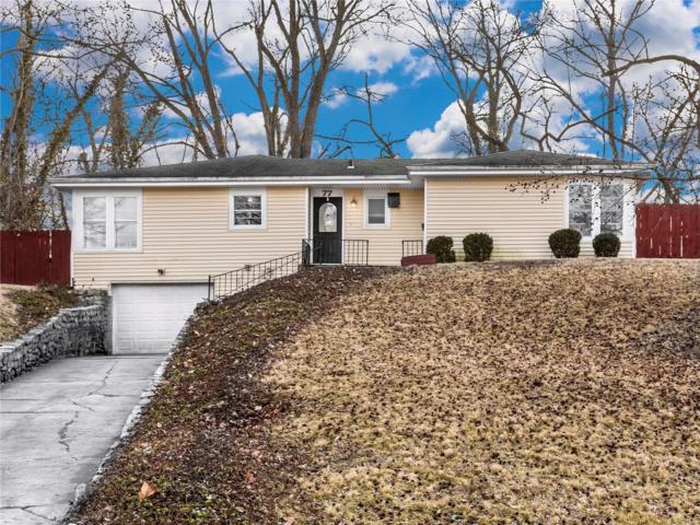 77 Glenview Drive, Belleville, IL 62223 (#19008862) :: Holden Realty Group - RE/MAX Preferred
