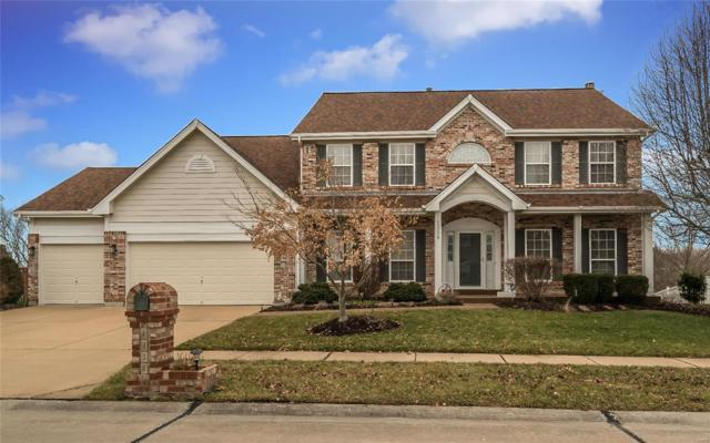 1338 Wellington View Place, Wildwood, MO 63005 (#19008865) :: RE/MAX Professional Realty
