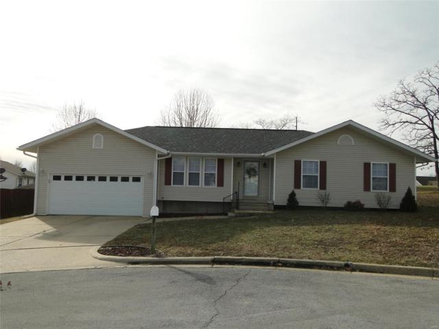 1315 Harvey Court, Rolla, MO 65401 (#19008888) :: RE/MAX Professional Realty