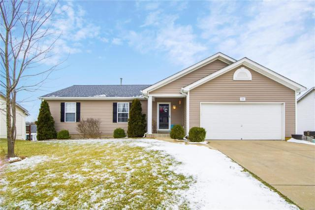 233 Split Rail, Wentzville, MO 63385 (#19008938) :: Barrett Realty Group