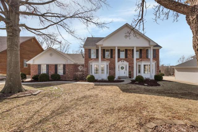 1124 S Charlemagne Drive, Lake St Louis, MO 63367 (#19008943) :: St. Louis Finest Homes Realty Group