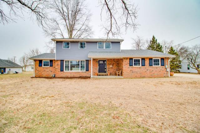 1210 E Main Street, STAUNTON, IL 62088 (#19009056) :: Holden Realty Group - RE/MAX Preferred