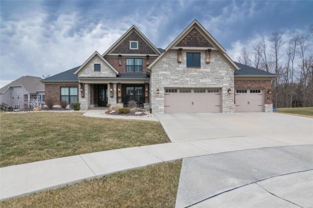 1503 Beveridge Court, Edwardsville, IL 62025 (#19009080) :: Holden Realty Group - RE/MAX Preferred