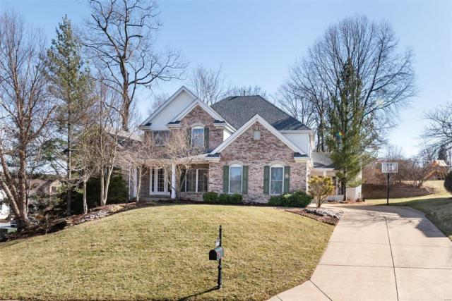 1056 Polo Downs Drive, Chesterfield, MO 63017 (#19009095) :: Barrett Realty Group