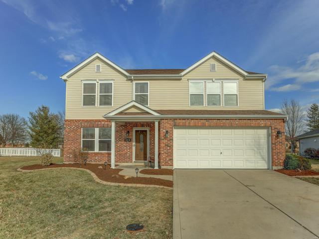 524 Falling Leaf Way, Mascoutah, IL 62258 (#19009120) :: Holden Realty Group - RE/MAX Preferred