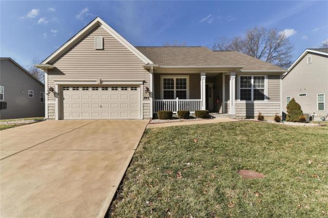 945 Summit Oaks Drive, Eureka, MO 63025 (#19009125) :: The Becky O'Neill Power Home Selling Team